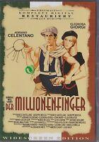 Der Millionenfinger - mit Adriano Celentano - DVD - Neu und originalverpackt