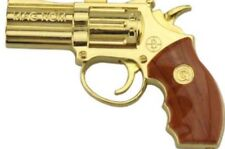 New Gold &wooden Limited Edition Jet Flame Cigarette Lighter With Bright Torch