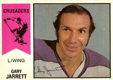 1974-75 O-Pee-Chee WHA #61 Gary Jarrett Cleveland Crusaders Hockey Card