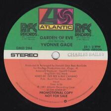Yvonne Gage – Garden Of Eve 1981 Orig *Killer Boogie* Promo (LISTEN)