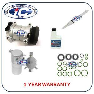 A/C Compressor Kit Fits Chevrolet Blazer S10 GMC Sonoma V6 4.3L 96-98 OEM 57950