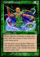 4x Sentinella di Quirion - Quirion Sentinel MTG MAGIC Inv Invasion Eng/Ita