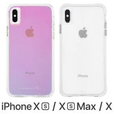 Case-Mate Tough Case Cover for Apple iPhone XS Max / XS / X - Retail Box