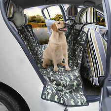 Pet Seat Cover Dog Bed Hammock for Car SUV Truck Back Mat Waterproof Foldable bf
