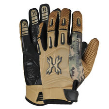 Hk Army Pro Gloves - Full Finger - Tan Camo Size: Small