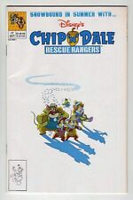 Chip 'n' Dale Rescue Rangers #17 - October 1991 Disney - TV show - VFn+ (8.5)