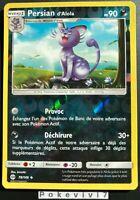 Carte Pokemon PERSIAN D'Alola 79/149 Reverse Soleil et Lune 1 SL1 FR NEUF