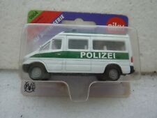 Siku Germany ref 0804 mercedes sprinter minibus polizei new in blister