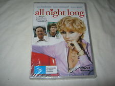 All Night Long - Gene Hackman - New Sealed DVD - Region 4