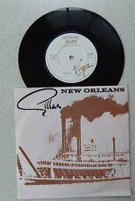 """Gillan New Orleans 7"""" Vinyl Single Take A Hold Of Yourself 45 RPM VS406"""