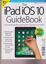 THE iPAD iOS 10 GUIDEBOOK MAGAZINE VoL.24 WINTER 2016/17, ALL NEW FOR 2017.