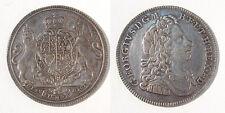 GB. George I 1714  Medalet or jeton in silver. 25mm diameter, gVF.