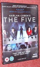 The Five, Complete Series 1: DVD, TV Crime Drama. Tom Cullen, Hannah Arterton