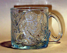 VINTAGE MCDONALDS BATMAN FOREVER GLASS COFFEE MUG 1995 THE RIDDLER