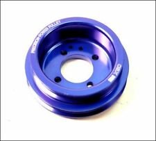 OBX Blue Crank Pulley for 1.8L 94-97 Mazda Miata, 92-95 MX-3, 91-96 Ford Escort