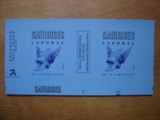 COLLECTION CIGARETTE TABAC emballage paquet GAULOISES JACNO cigarrillo Zigarette