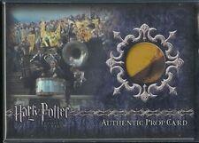 Harry Potter Goblet Fire Prop Card P12 Banner 061/265