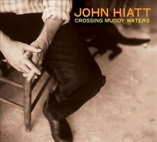 JOHN HIATT Crossing Muddy Waters CD (2000, Vanguard Records, Singer Songwriter)