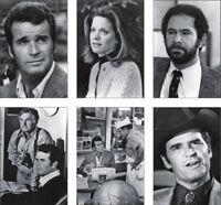 The Rockford Files James Garner POSTCARD Set