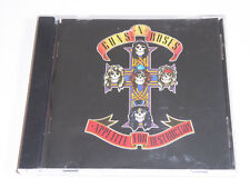 Guns And Roses - Appetite For Destruction - GENUINE CD ALBUM - EXCEL CONDITION