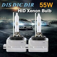 2X 55W 1S D1R D1C 6K 8K 10K HID Xenon Headlight Bulbs OEM Factory Replacement