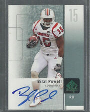 BILAL POWELL RC AUTOGRAPH 2011 SP AUTHENTIC