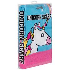 Unicorn Soft Knit Acrylic Scarf NEW