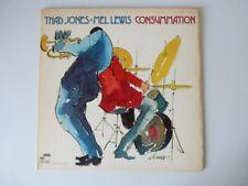 Disque Vinyle 33T Thad JONES LEWIS Consummation (11175)