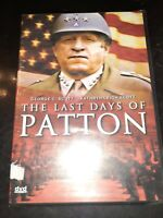 The Last Days of Patton (DVD, 2003) NEW!!! *BUY 2 GET 1 FREE +FREE SHIPPING*