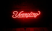 "Yuengling Beer Neon Lamp Sign 17""x10"" Bar Light Glass Artwork Display Decor"