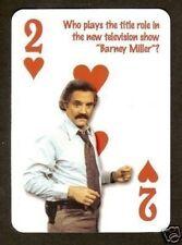 Barney Miller Hal Linden Neat Card  Have a Look!! #5Y7