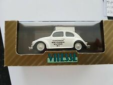 SCARCE VITESSE VW BEETLE KRANKENWAGEN 1:43 LTD EDT MINT IN BOX LTD EDT