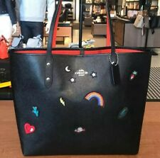 Coach DISNEY RAINBOW Tote Bag F31065