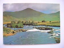 Mull -- Glen More from Collatar Bridge near Kinloch.   (J Arthur Dixon - 1984)