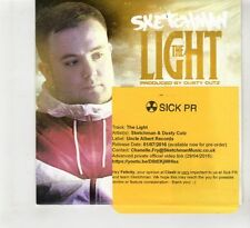 (HF177) Sketchman & Dusty Cutz, The Light - 2016 DJ CD
