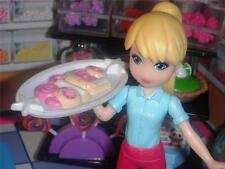 Barbie Sweet Treats Cookie Danish Tray fits Fisher Price Loving Family Dollhouse