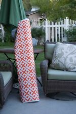 Upscale DESIGNER OUTDOOR LATTICE Upholstery/Drapery Fabric
