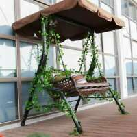 12x 2m Efeu Girlande Efeubusch Grünpflanze Künstliche Kunstpflanze Deko Hochzeit