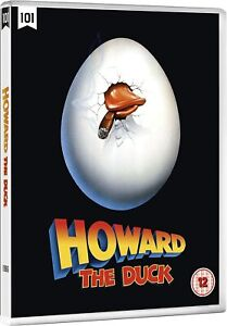 HOWARD THE DUCK (1986) BLU RAY George Lucas Lea Thompson New & Sealed!