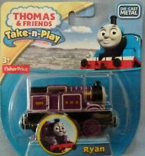 Thomas & Friends Take-n-Play Ryan Die Cast Metal Magnetic NEW