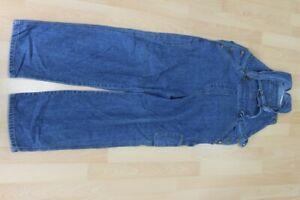 L3388 Mama Latzhose Jeans 36  blau  Sehr gut