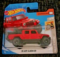 MATTEL Hot Wheels   '20 JEEP GLADIATOR  Brand New Sealed Box