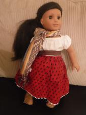 Original American Girl Doll Josefina in Great Condition!  18 in. Preowned.