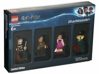 Lego 5005254 Harry Potter Bricktober - 2018 Minifigure Collection - New Retired