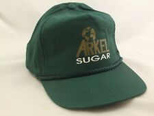 Arkel Sugar Hat Green Snapback Baseball Cap