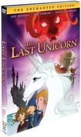 The Last Unicorn (The Enchanted Edition) [New DVD] Widescreen