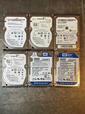 "500GB 2.5"" Sata Harddrive Laptop Hdd"