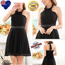 New Black Girls Party Dress Jr Bridesmaid Dress Formal Girls Dress Size 8 to 16