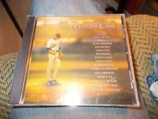 FOR THE LOVE OF THE GAME SOUNDTRACK CD BRAND NEW SEALED