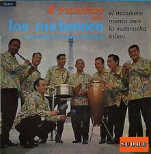 LOS MATECOCO EL MANISERO FRENCH ORIG EP